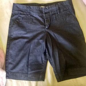 "Lee trouser type ""jean"" shorts"